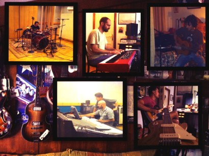 La grabación