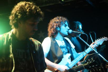 Concierto La Iguana Club, Vigo  – Circo