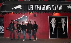 Circo entrada iguana